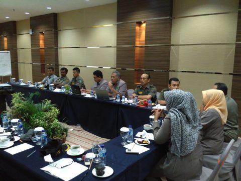 Rapat Koordinasi I Pengurus Daerah RAPI Jatim 2016