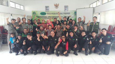 Bimbingan Organisasi RAPI Wilayah 20 Pasuruan