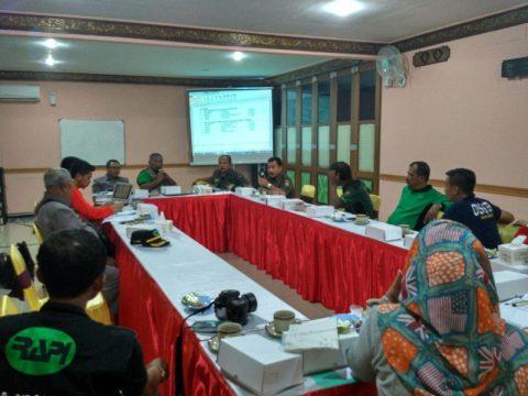 Rakor II Pengurus Daerah Jawa Timur 2017