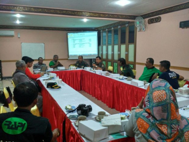 Rakor II Pengurus RAPI Daerah Jawa Timur