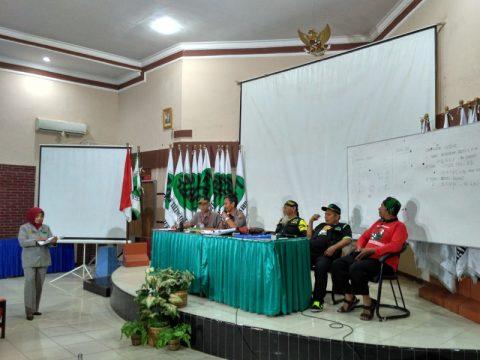 Pembentukan Koordinator SATGAS RAPI Daerah 13 Jawa Timur 2017