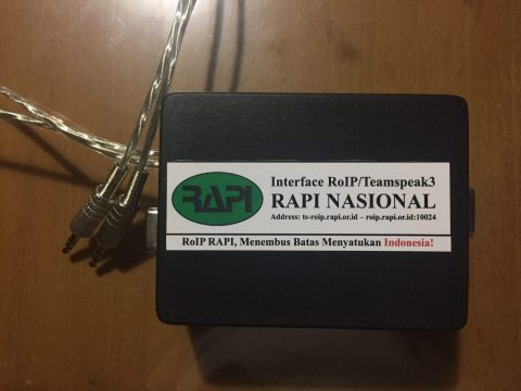 Permohonan Akses RF-Link RoIP RAPI