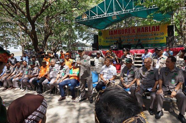 Diikuti 3.000 Peserta, RAPI Gelar Jambore Nasional Dan Ulang Tahun Ke 39