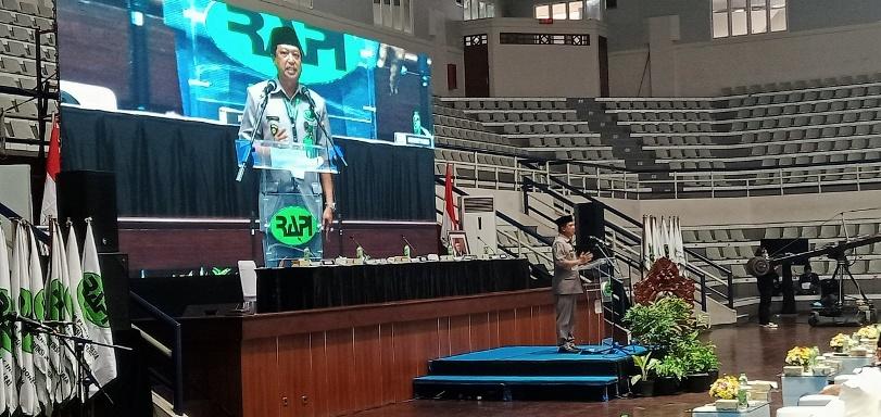 MUNAS KE VIII  TAHUN 2021 DI PADEPOKAN PENCAK SILAT TAMAN MINI INDONESIA